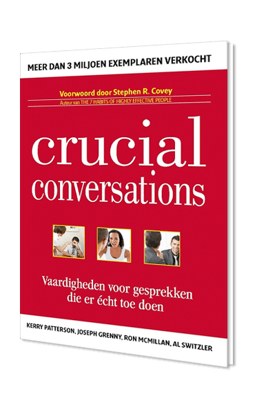 Order the book Crucial Conversations