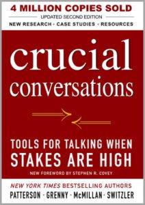 Crucial Conversations book