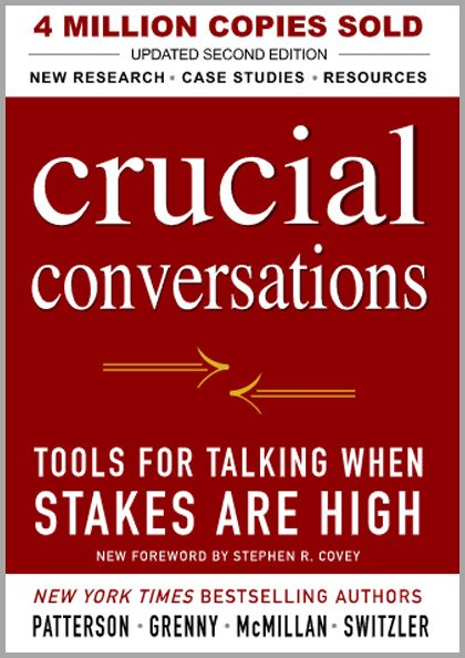 Crucial Conversations book