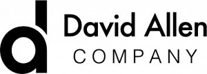 David Allen Copany logo black